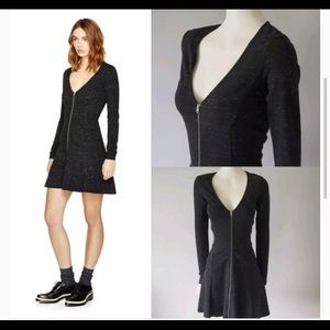 Wilfred lavande dress sz small black